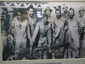 Abu Yusuf (3rd from left)